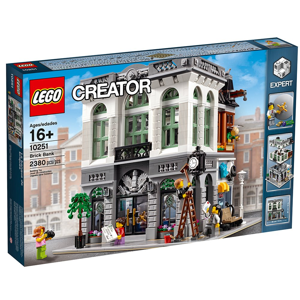 LEGO Creator Expert Brick Bank 10251 Construction Set by LEGO (Image #5)