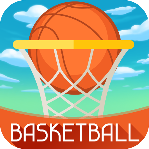 Basketball Challenge - Free Basketball Hoops Game, Aim the Ball to The Goal with Screen Trajectory