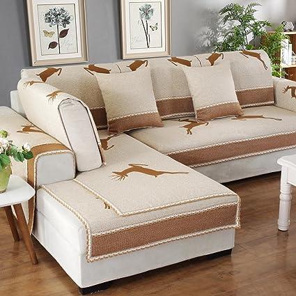 weiwei Copridivano telo copertura divano cuscino quattro stagioni ...