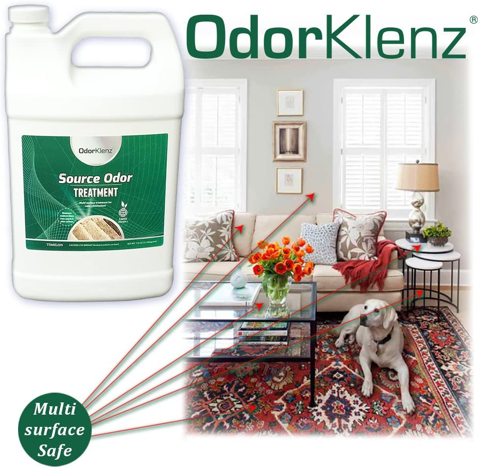 OdorKlenz Source Odor Treatment, Odor Neutralizer, Made in USA
