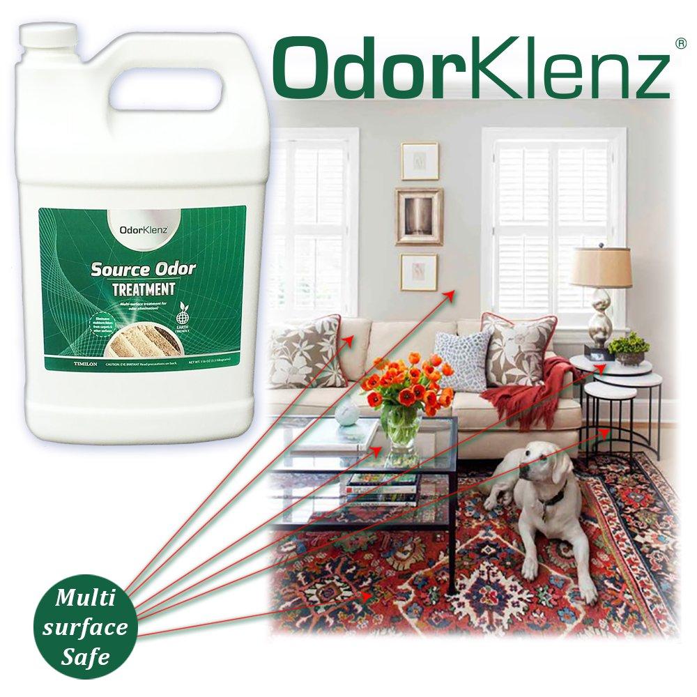 OdorKlenz Source Odor Treatment, Odor Neutralizer, Made in USA