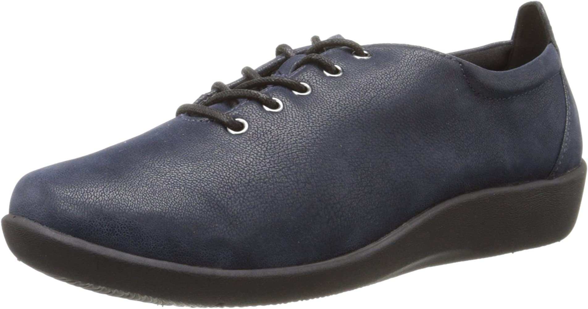 CLARKS Chaussures CloudSteppers Sillian Tino Lace up: Amazon