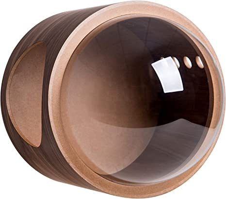 Joe Cool Bracelet Curved Made with Wood
