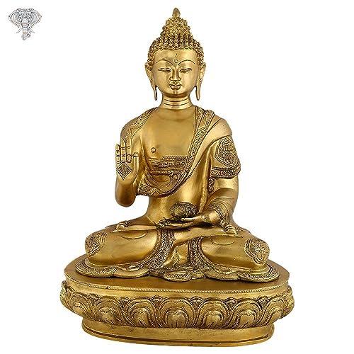 Kalakrithi Buddha Statue – 17 Buddha Statue – 17 Inches