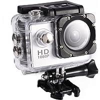 Hopcd Mini kamera sportowa, kamera sportowa 2,0 cala wysokiej rozdzielczości mini kamera sportowa DV z 30 metrów…