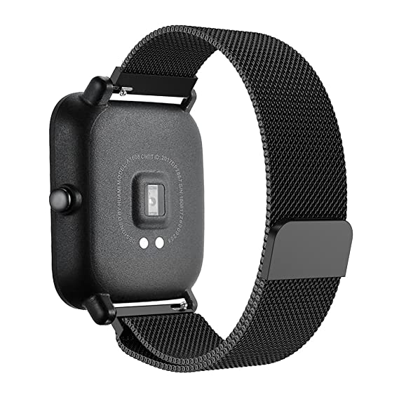 Watchbands Silicone Smart Accessories Wristband Straps For Xiaomi Huami Amazfit Bip Youth Double Colorful Replacement Smart Watchband 20mm Sale Price