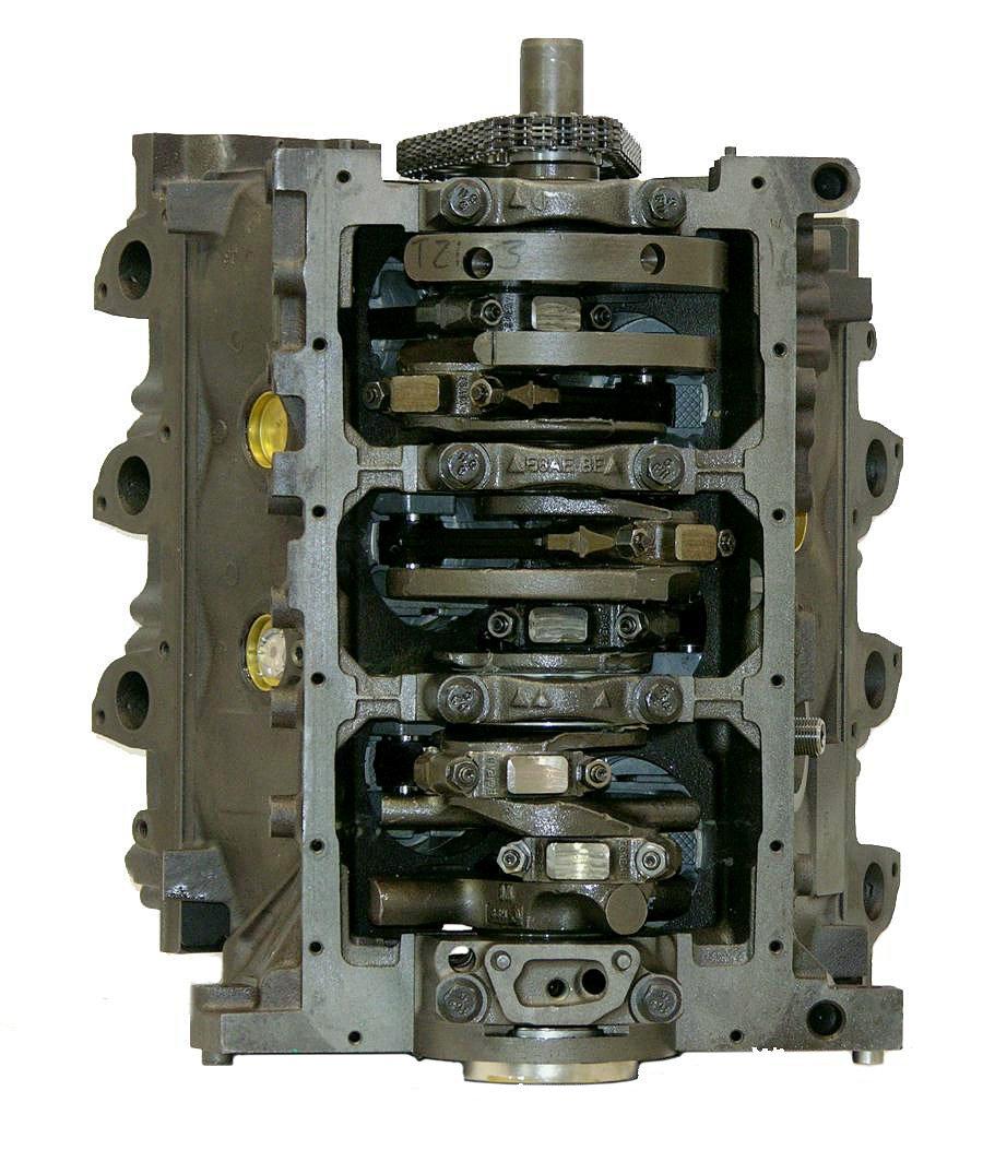 Remanufactured PROFessional Powertrain DFWF Ford 3.0L Rear-Wheel Drive Engine