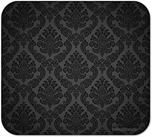 HandStands Mouse Pad Damask - Mouse Pad for Computers and Laptops - Works with All Mice