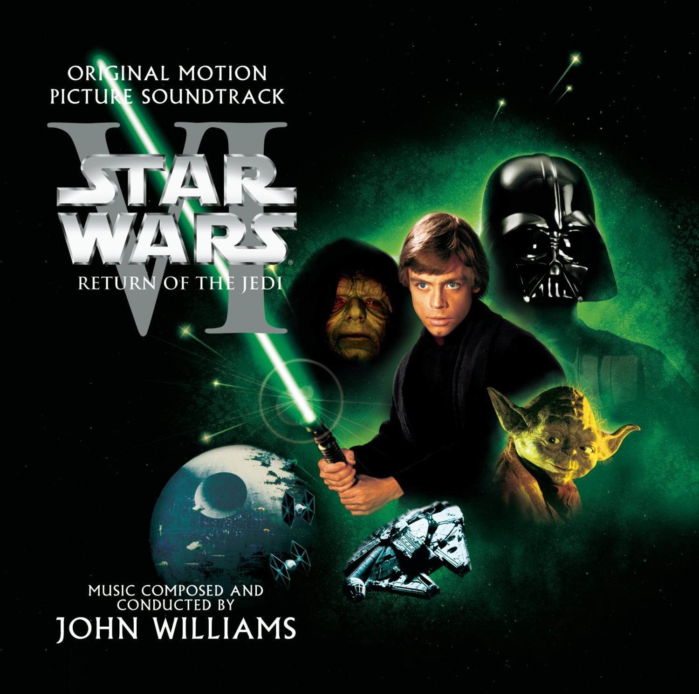 Star Wars Episode VI: Return Of The Jedi (Original Motion Picture Soundtrack) by SONY MASTERWORKS