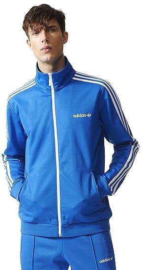 adidas Herren Beckenbauer Trainings Jacke