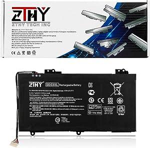 ZTHY SE03XL Laptop Battery for HP Pavilion 14-AL000 14-AL125TX 14-AL136TX 14-AL027TX 14-AL028TX 14-AL062NR 14-AV002LA 14-AV005LA 14-AV033LA 14-AV006LA 849568-421 849908-850 11.55V 41.5WH 3Cell