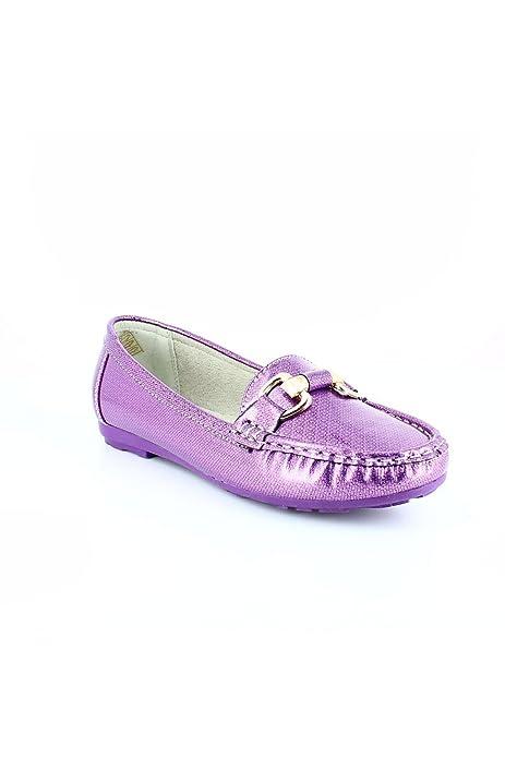 zonedachat - Mocasines Mujer , Morado (violeta), 38: Amazon.es: Zapatos y complementos