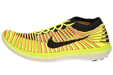 Nike Womens Free RN Motion FK OC Running Trainers 843434 999 Multi-Color (5