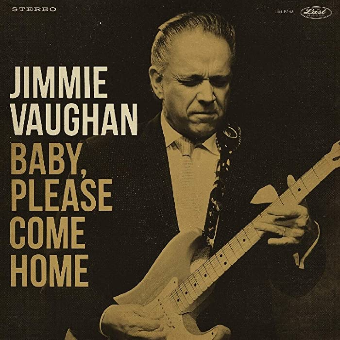 The Best Jimmie Vaughan Baby Please Come Home Cd