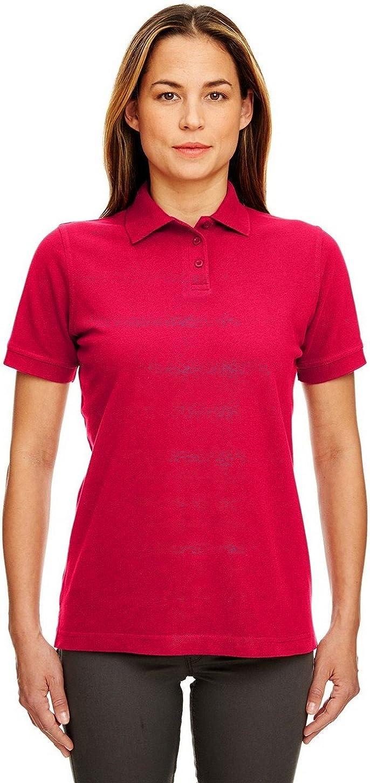 UltraClub 8530 Ladies Classic S-Sleeve Pique Polo