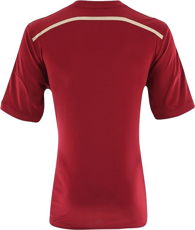 adidas Maillot Espagne FEF Rouge G85279: Amazon.es: Ropa y accesorios