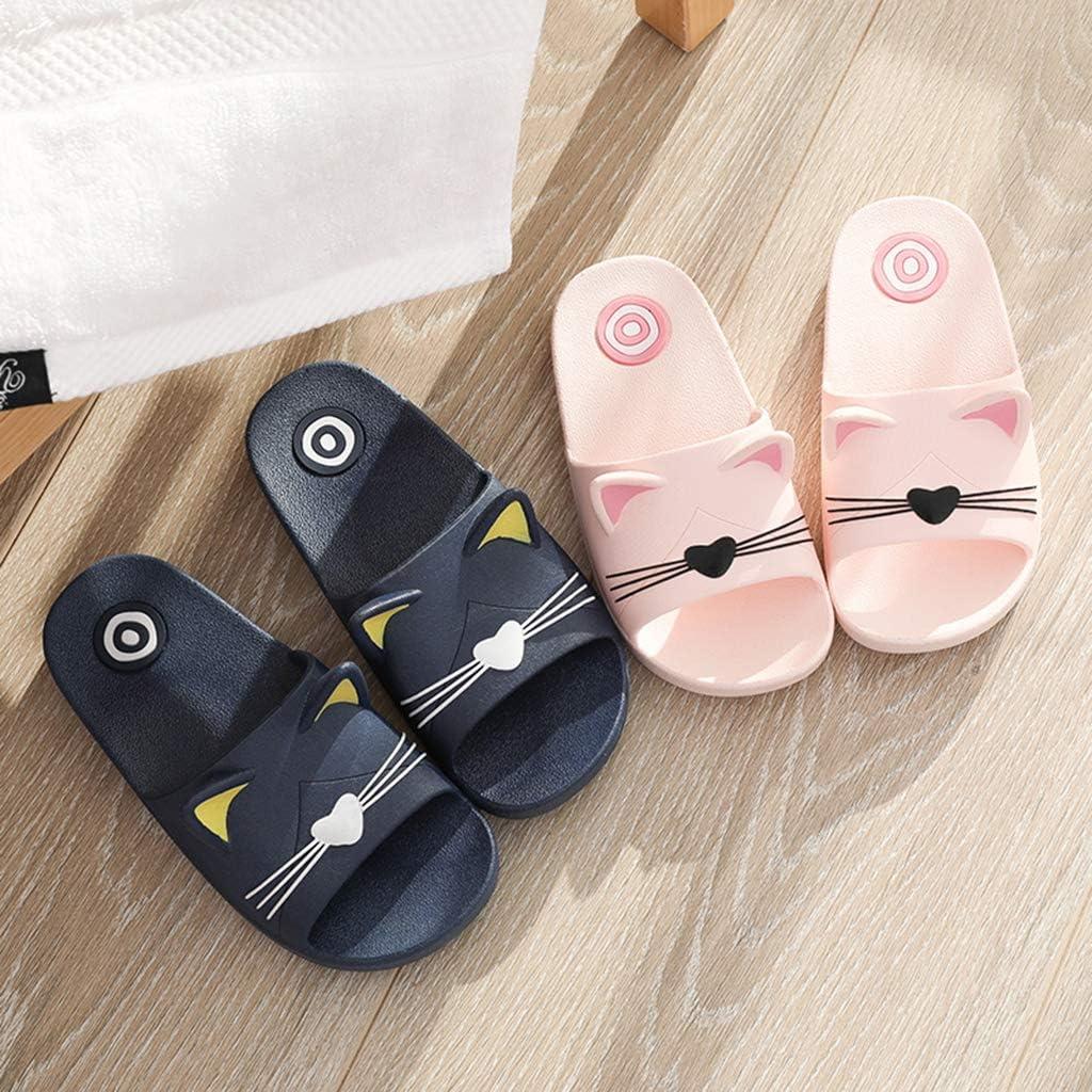 Saldgoiz Pantoufles Maison pour Enfants et Adultes Gar/çon Fille Tongs Chaussons d/ét/é Chaussures de Bain Femmes Hommes Sandales de Piscine Plage 23-44