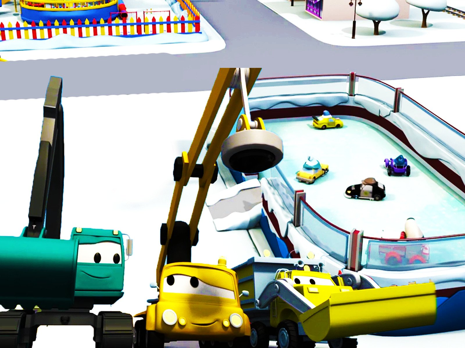 Amazon.com: Watch Equipo Constructor en Auto City | Prime Video