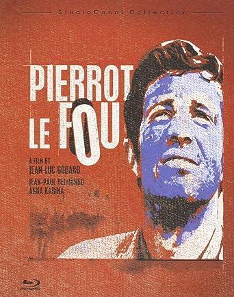 Pierrot le fou [Francia] [Blu-ray]