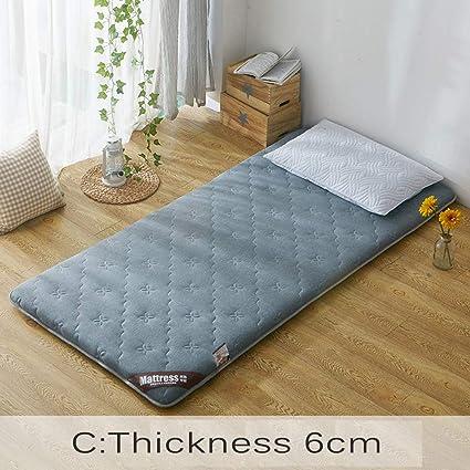 CNZXCO Dormitorio estudiantil Japonés futón Tatami Estera ...