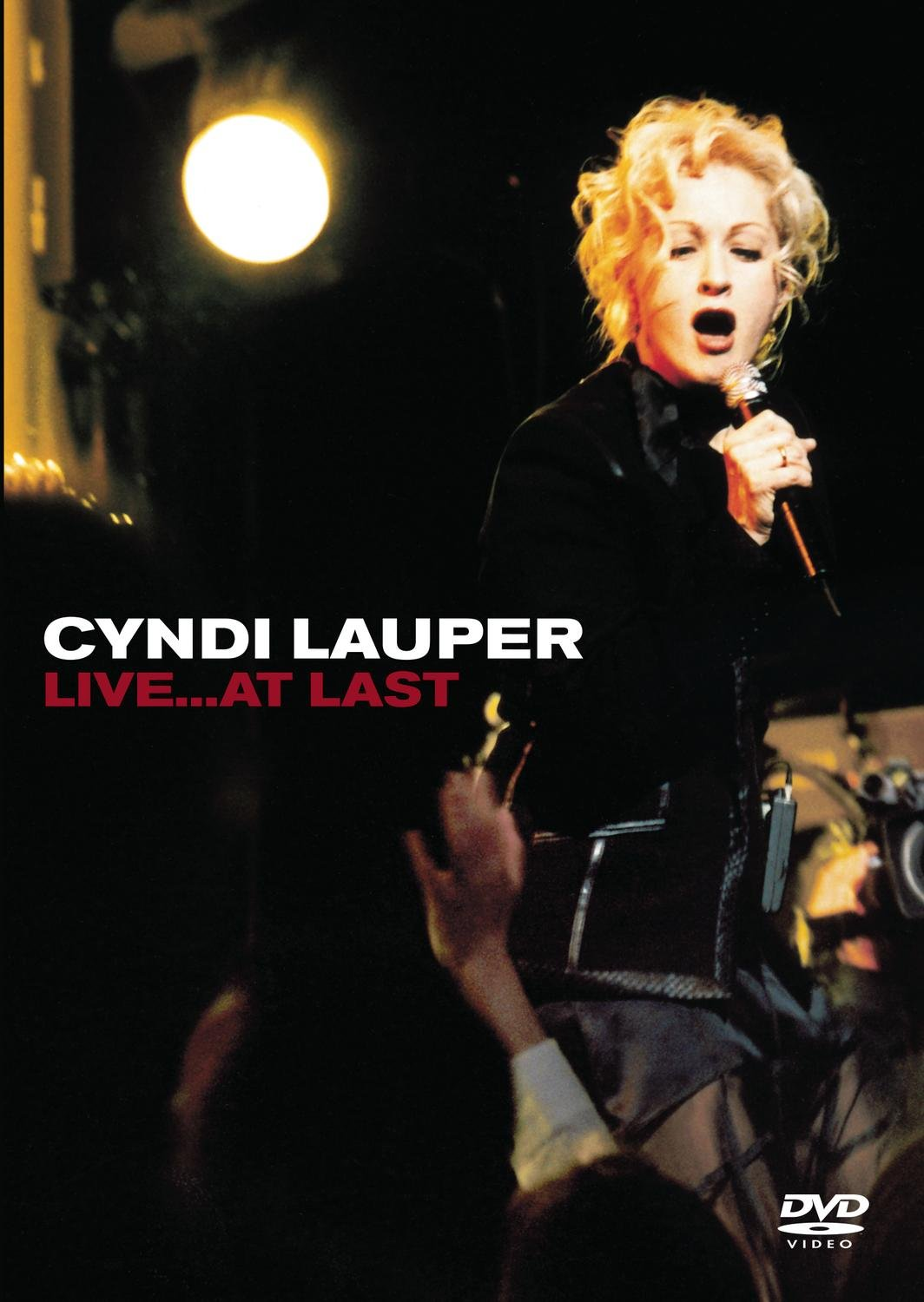 Cyndi Lauper - Live... At Last (DVD in Jewel Case Packaging)