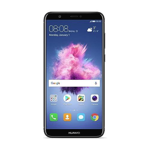 Huawei P Smart (Single SIM) 32GB Android 8.0 UK version SIM-Free Smartphone - Black