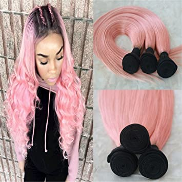 Amazon Com Hairdancing Pastel Baby Pink Rose Hair Color Dye 3