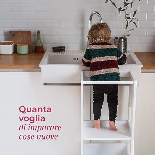WERBUNG – Bianconiglio Kids Lernturm