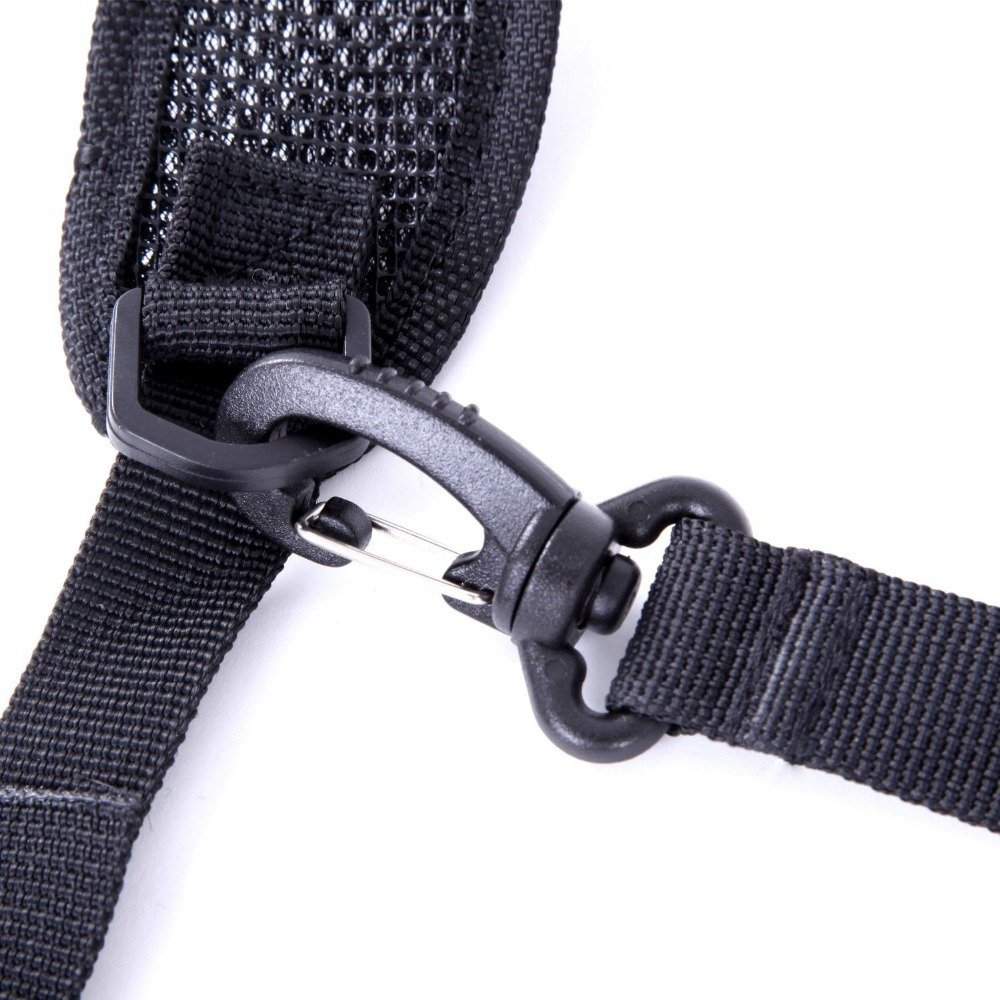 Fomito Camera Shoulder Neck Strap Vintage Belt for All DSLR Camera Nikon Canon Sony Pentax Classic White and Brown Weave