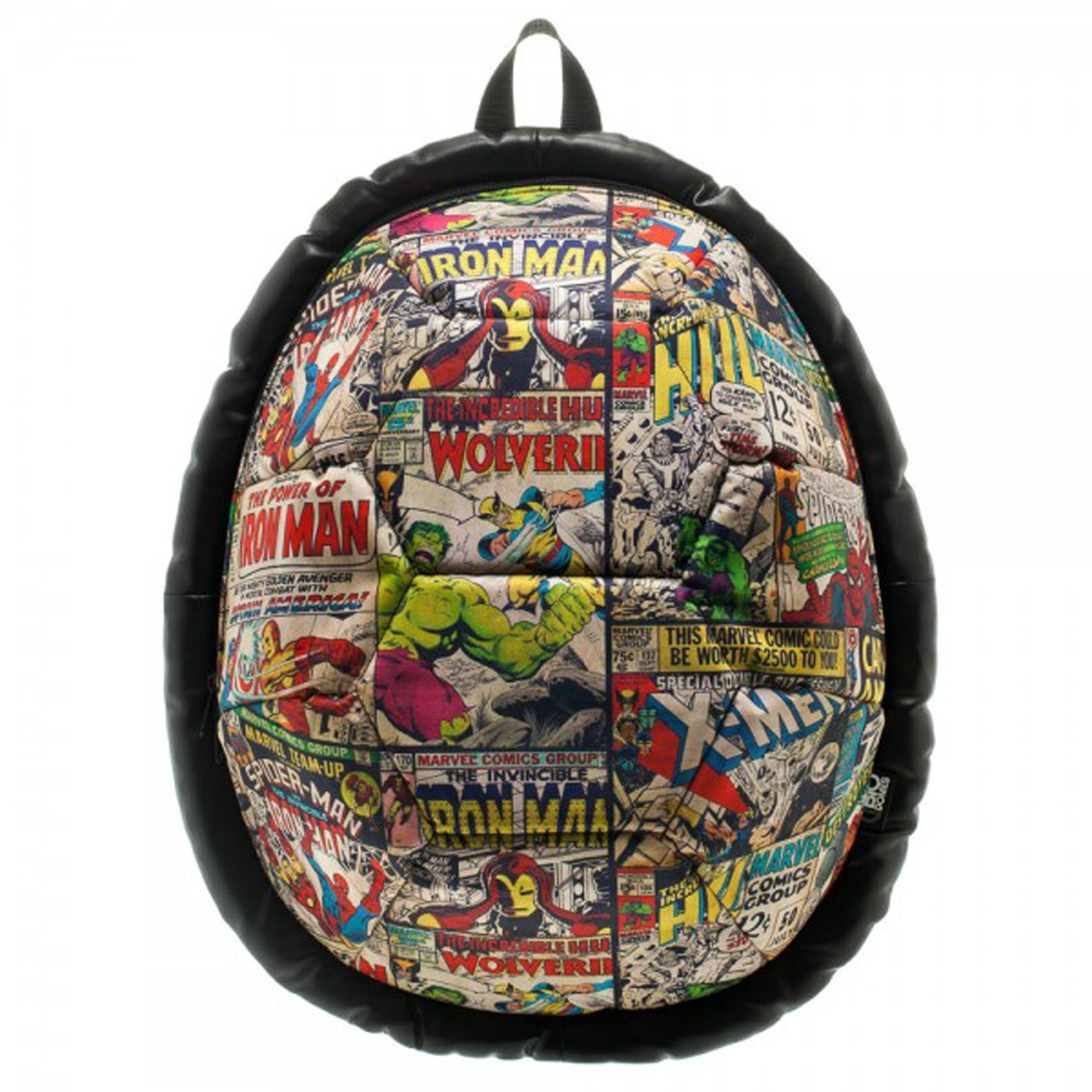 Backpack - Marvel - Comic Sublimated Comic Print Biodome New Anime bp1l73mvl B00LUYWFQW