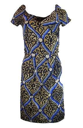 e0e49fe5485 Antonio Melani Cap Sleeve Shift Dress at Amazon Women s Clothing store
