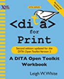 DITA for Print: A DITA Open Toolkit