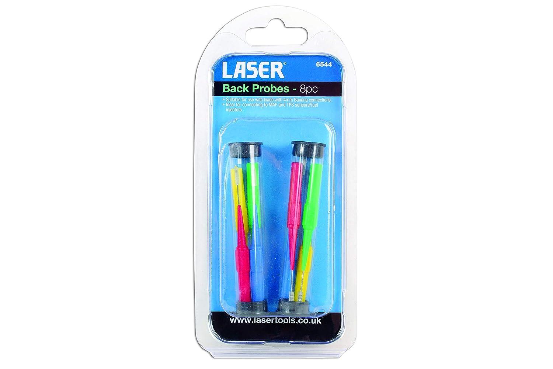 LASER TOOLS LAS6544 Laser 6544 Back Probes 8 pc