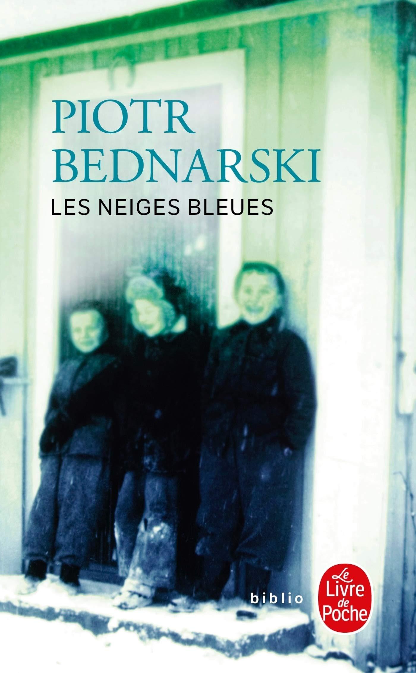 Amazon.fr - Les neiges bleues (cc) - Bednarski, Piotr - Livres