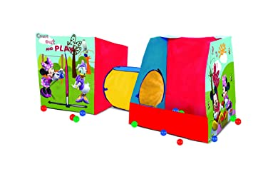 Playhut Mickey Playville Tent  sc 1 st  Amazon.com & Amazon.com: Playhut Mickey Playville Tent: Toys u0026 Games