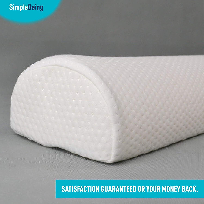 Foam Bed Bumper Toddler Bed Rail Foam Safety Sleep Guard Safety Pillow Travel