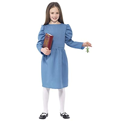 Roald Dahl Matilda Costume: Clothing