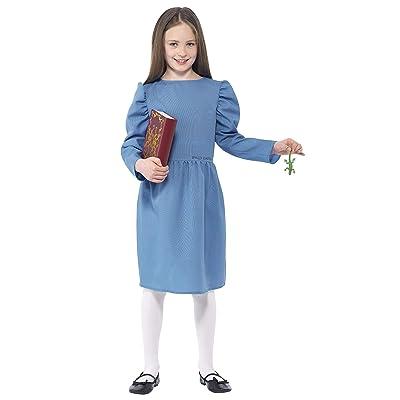 Roald Dahl Matilda Costume: Clothing