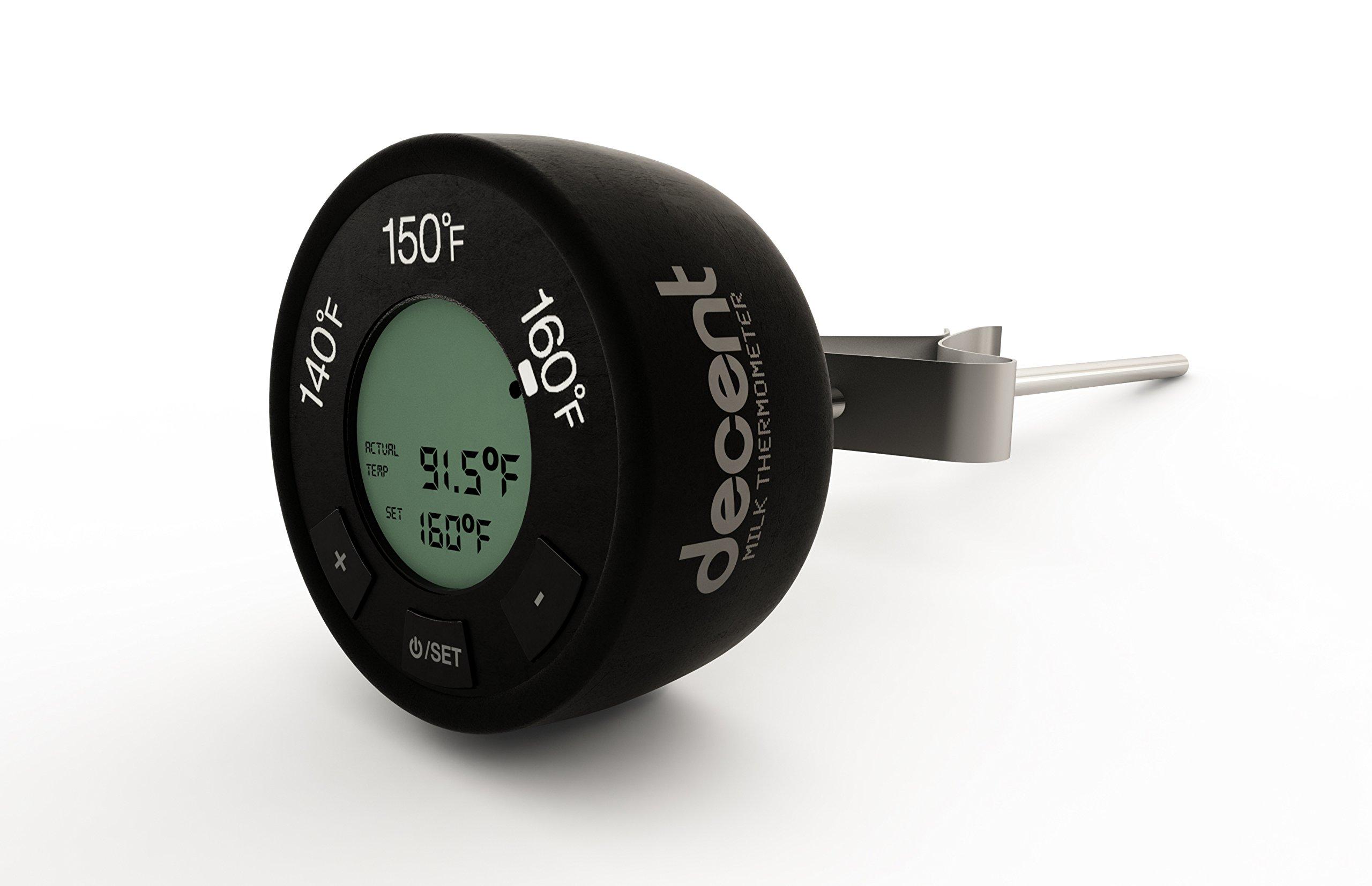 Digital Milk Thermometer (Fahrenheit) by Decent Espresso