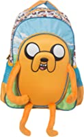 Adventure Time Jake the Dog Plush Backpack with Dangling Arms and Legs