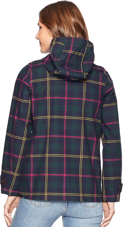 Joules Womens//Ladies Z Coast Printed Waterproof Breathable Jacket
