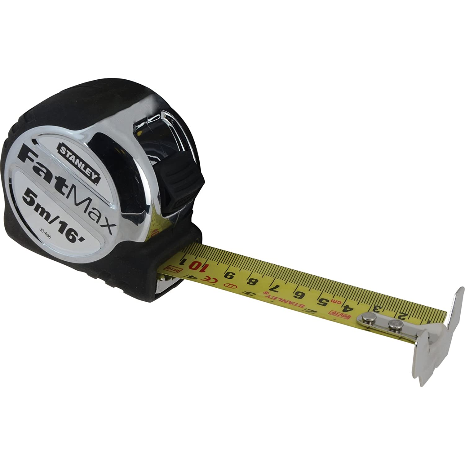 Stanley 533886 FatMax 5m/16ft Tape Measure