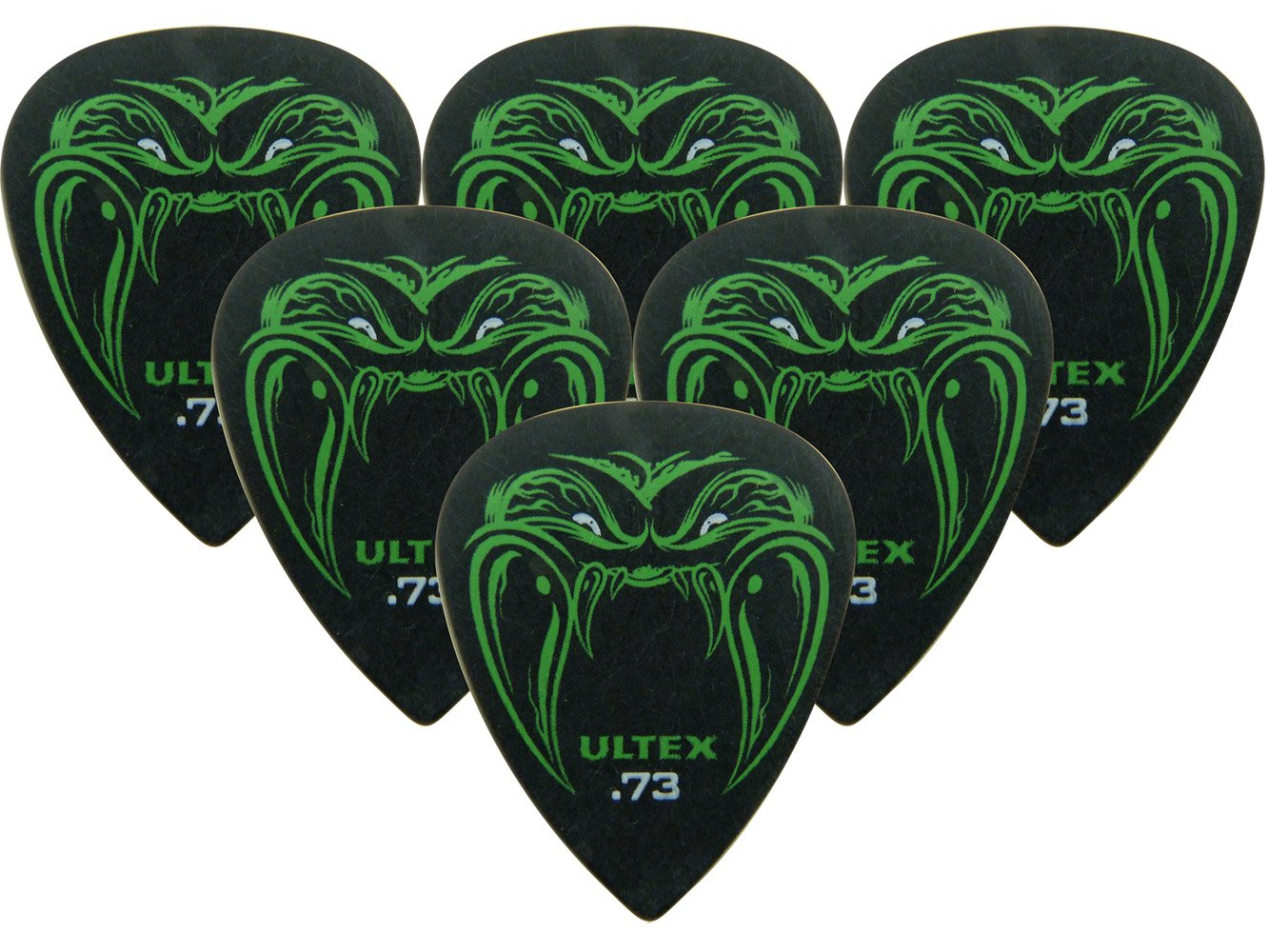 Dunlop Black Fang James Hetfield Pick TIn-6 Pack .94mm 24112094106