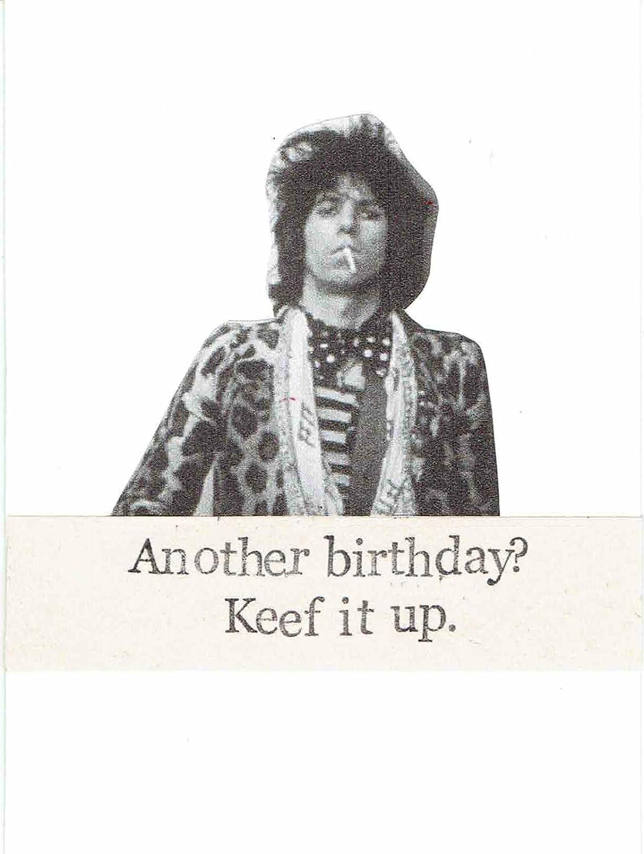 Amazon Com Keef It Up Keith Richards Music Humor Funny Birthday