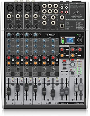 Behringer Xenyx X1204USB Premium Mixer