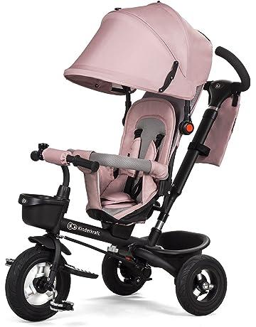 Kinderkraft Aveo - Triciclo con ruedas de goma para niños de 9 meses a 5 años