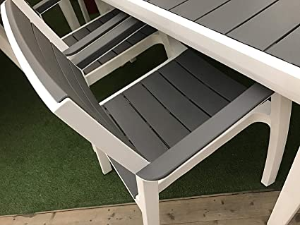 Primatronic - Juego de mesa y 6 sillas - Línea Harmony - Fabricado ...