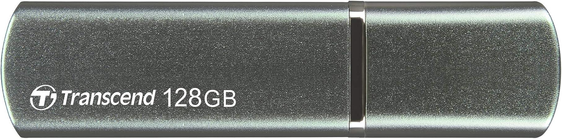Transcend Highspeed Usb Stick 128gb Jetflash 910 Usb3 1 Computer Zubehör