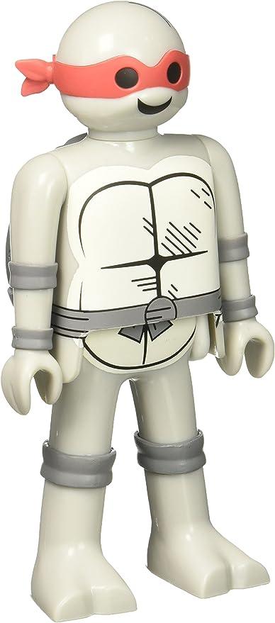 Amazon.com: Teenage Mutant Ninja Turtles Raphael Blanco y ...