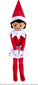 The Elf on the Shelf Huggable Dark Tone Girl